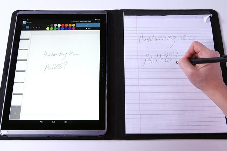 writing essays on ipad